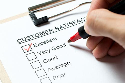 Encuesta satisfacción cliente